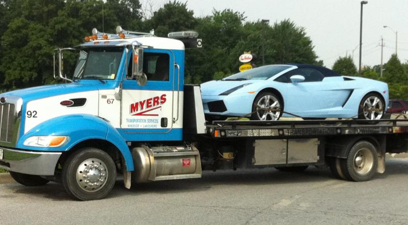 Myers Towing - Photo 1