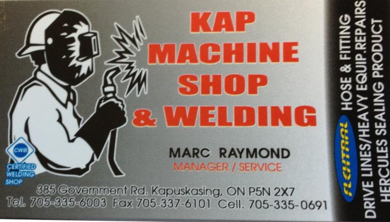 Kap Machine Shop & Welding Ltd - Photo 1
