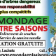 Émondage Quatre Saisons Inc. - Service d'entretien d'arbres - 450-516-0801