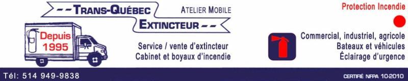 Trans-Québec Extincteur - Photo 1