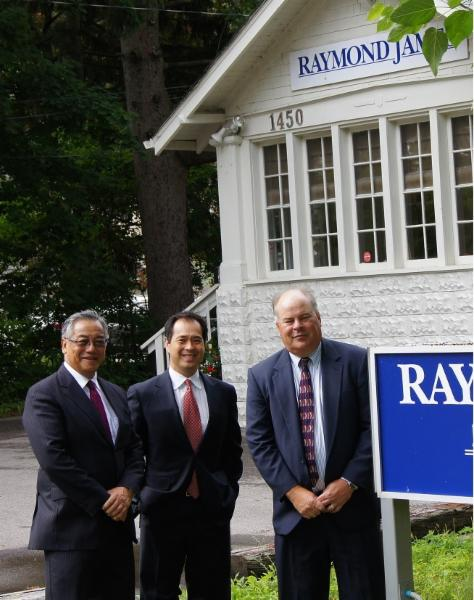 Raymond james ltd mississauga branch mississauga on for 100 mural street richmond hill