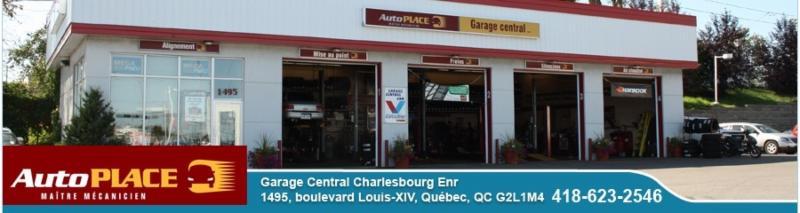 Garage Central Charlesbourg - Photo 1