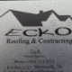 Ecko Roofing & Contracting - Couvreurs - 306-713-3253