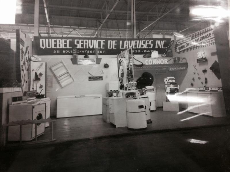 Québec Service de Laveuses Inc - Photo 3