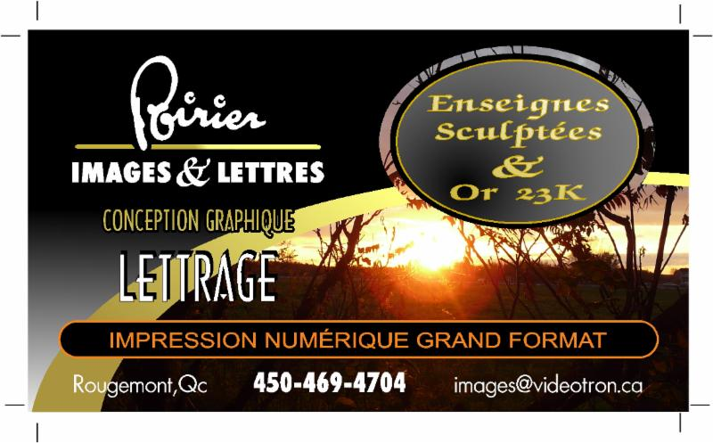 Poirier Images & Lettres - Photo 5