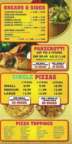 Godfathers Pizza - Photo 2