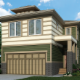 Mahogany Front Garage Show Home - Home Builders - 403-457-5570