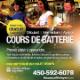 Cours de Batterie MauriceMétayer.com - Écoles et cours de musique - 450-592-6078
