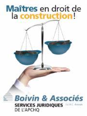 Association des professionnels de la construction et de l - Code de la construction et de l habitation ...