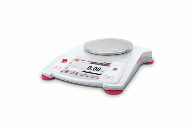 Ohaus: analytical, precision and portable balance, bench scale and moisture analyzer