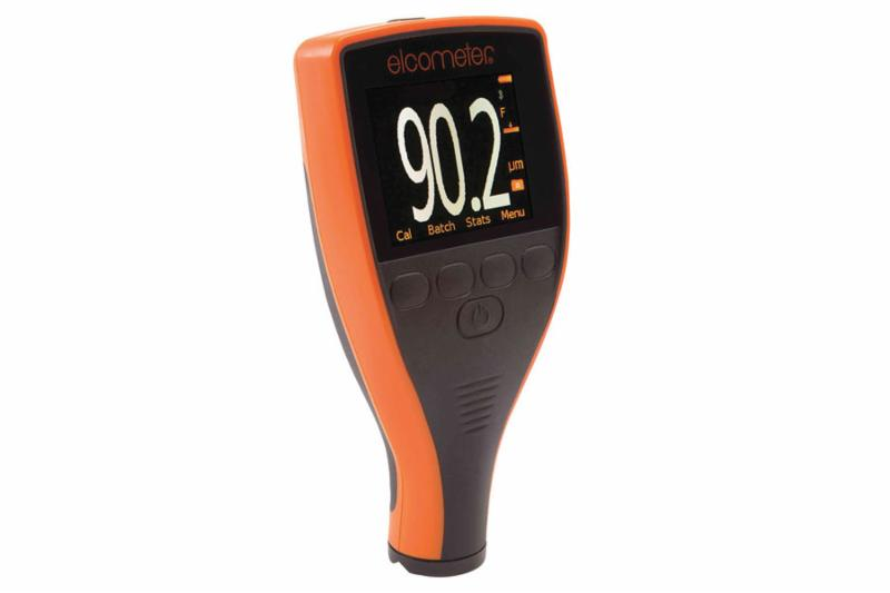 Elcometer: coating thickness, adhesion, surface profile, climatic conditions and inspection kits