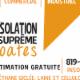 Isolation Suprême Coates Inc - Entrepreneurs en isolation contre la chaleur & le froid - 819-674-5449