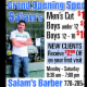 Salam's Barber - Hairdressers & Beauty Salons - 778-285-4444