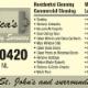 Erica's Cleaning Services - Nettoyage résidentiel, commercial et industriel - 709-986-0420