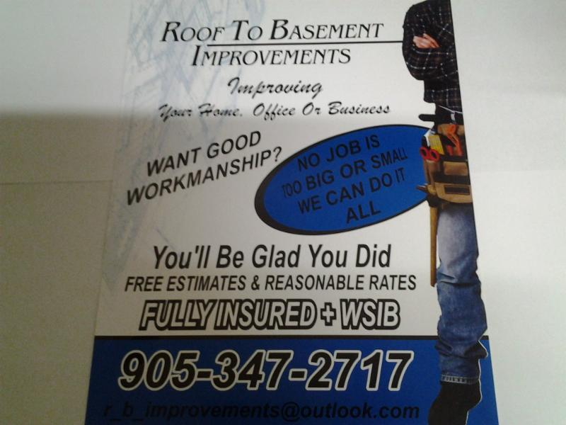Roof to Basement Improvements - Photo 1