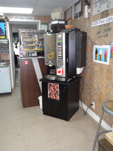 God Bless Canada Keswick Best Coffee - Photo 1