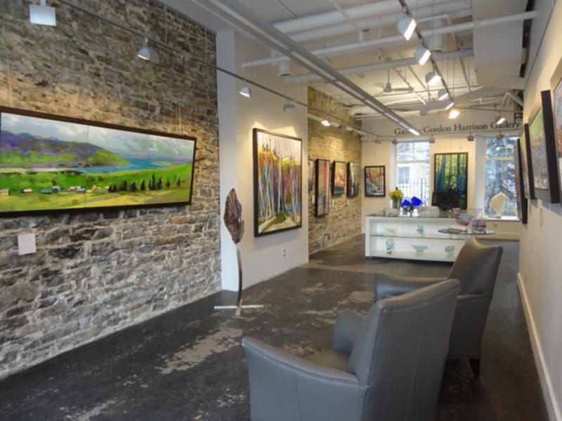 Gordon Harrison Canadian Landscape Gallery - Photo 1