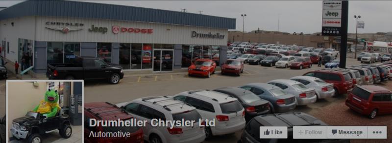 Drumheller Chrysler Ltd - Photo 2
