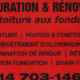 Restauration & Rénovation - Service de déneigement - 514-703-1465
