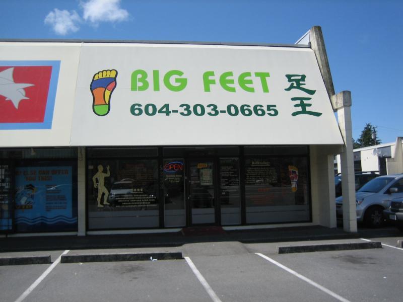 Big Feet - Photo 2