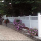 Decked Out Vinyl Products - Fence Posts & Fittings - 1-866-228-4518