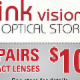 Blink Vision Care - Lunetteries - 289-752-8833