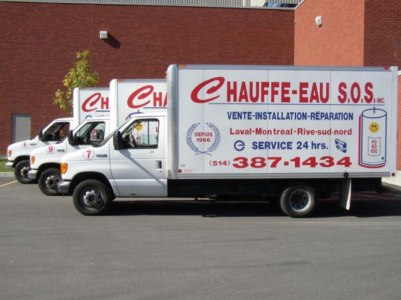 Chauffe-Eau S O S Inc - Photo 1