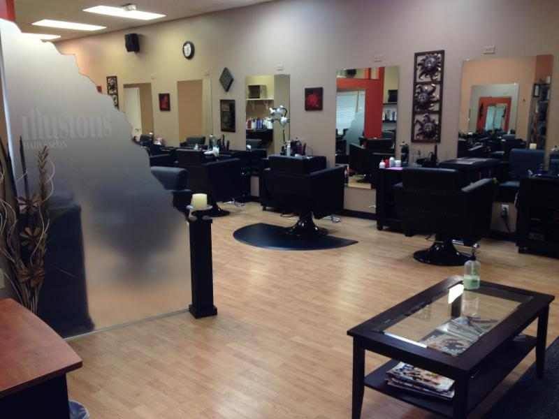 Illusions Hair Salon - Photo 2