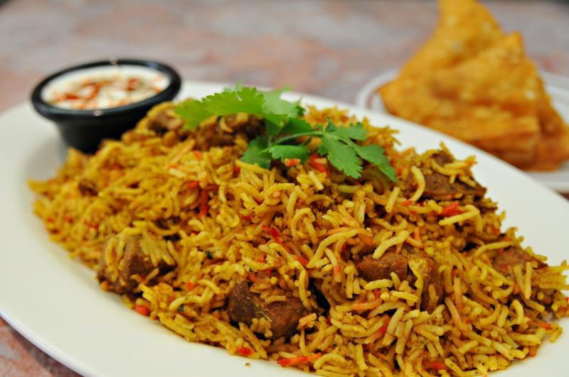 Indian Food Danforth Toronto