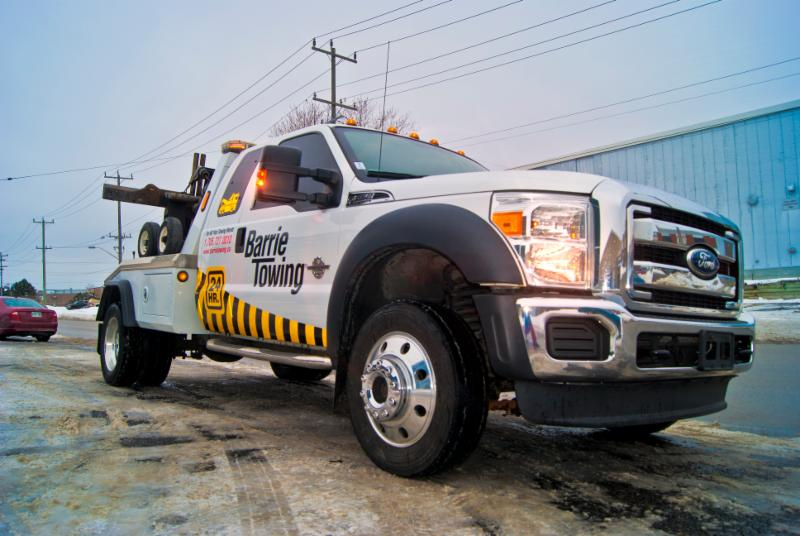 Barrie Towing & Recovery Ltd - Photo 3