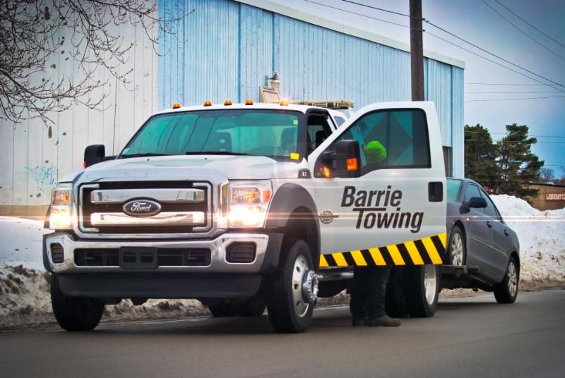 Barrie Towing & Recovery Ltd - Photo 2
