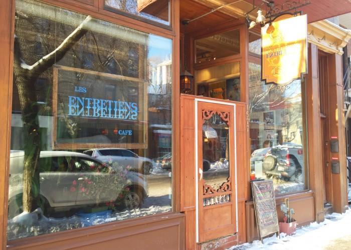 Café Les Entretiens - Photo 4