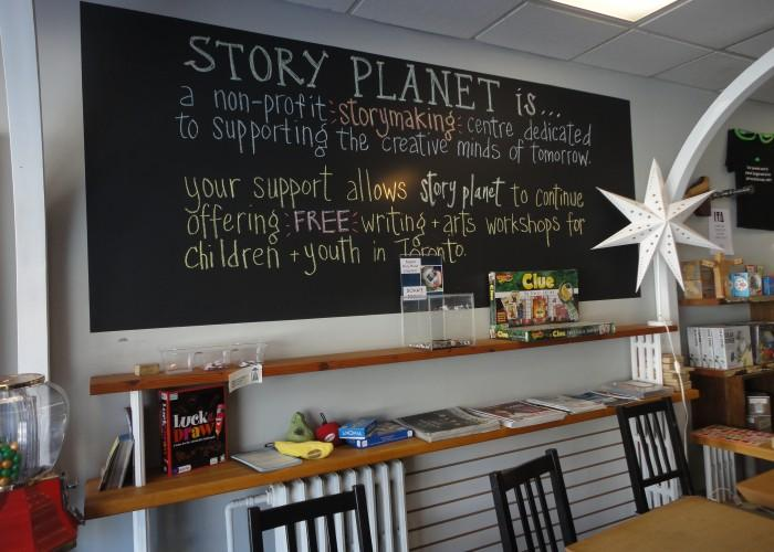 Story Planet - Photo 4