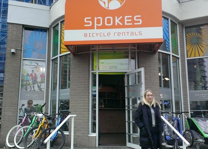 Spokes Bicycle Rental - Photo 4