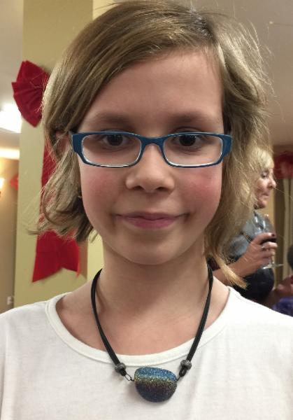 Bijou collier  pour adolescentes