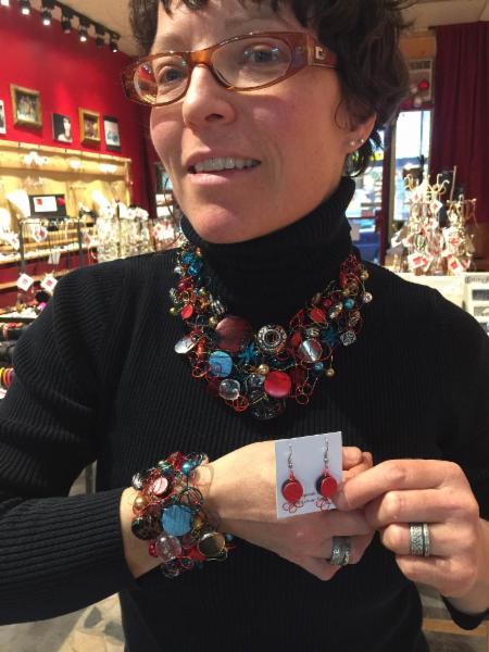 Bijoux Fantasie Isabelle Lehoux Montreal - Photo 4