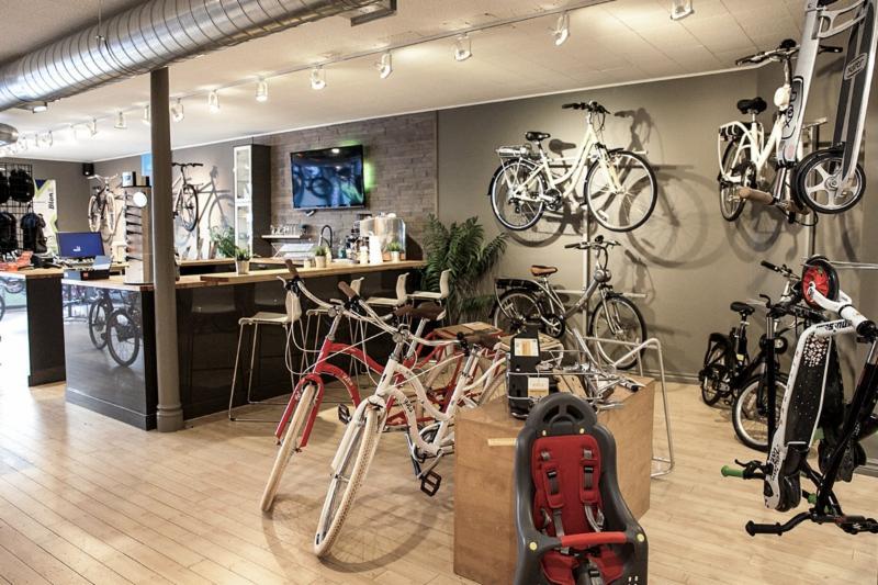 Vélo Branché - Photo 1