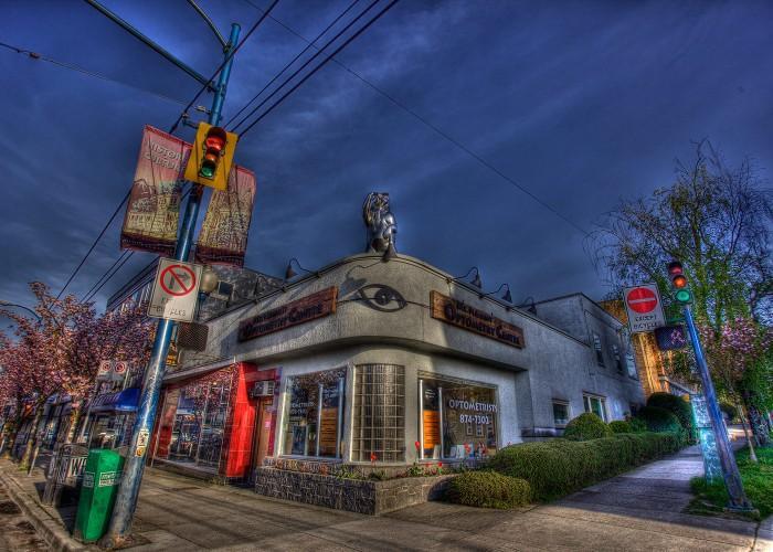 Mount Pleasant Optometry Centre - Photo 4