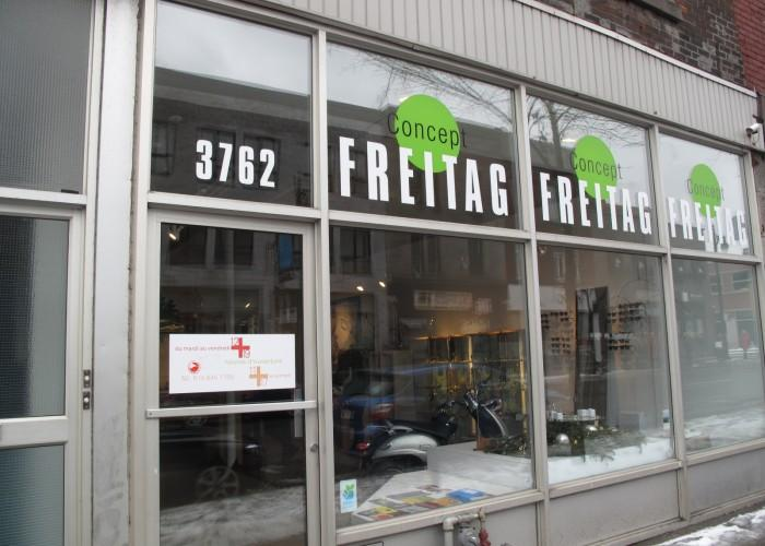 Freitag Concept - Photo 4