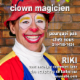Clown Magicien Riki - Clowns - 514-799-7454