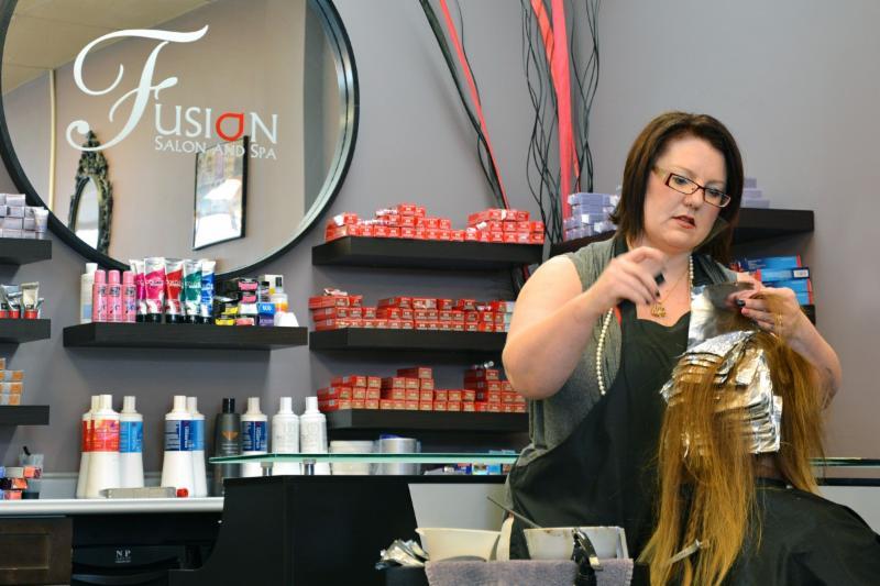 Fusion Salon & Spa Inc - Photo 1