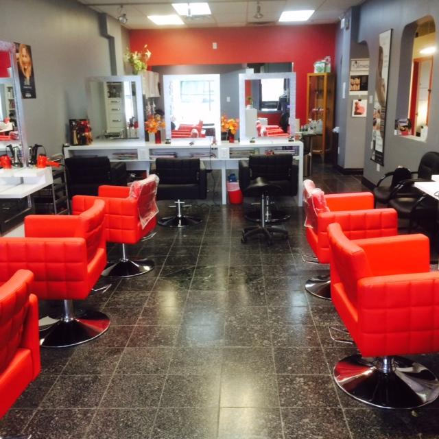 Salon de coiffure le stefial stella saint l onard qc for Le salon coiffeur
