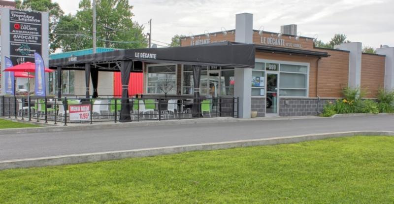 Le Décante Resto-Lounge - Photo 2