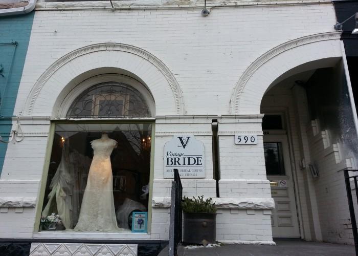 Vintage Bride - Photo 4