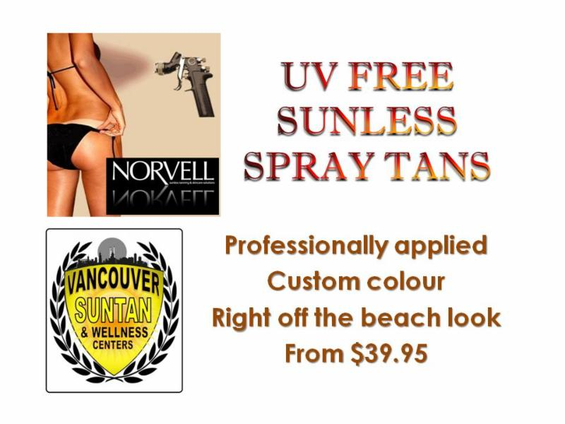 Vancouver Sun Tan & Wellness - Photo 2
