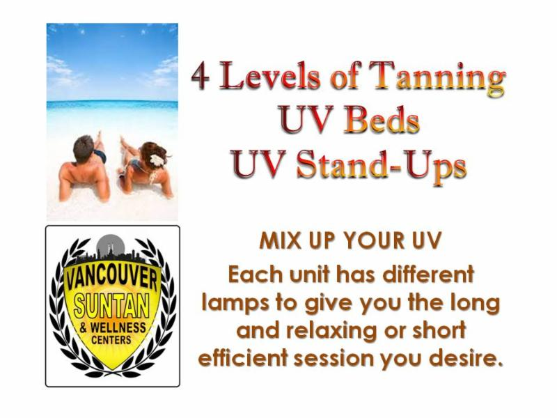 Vancouver Sun Tan & Wellness - Photo 8