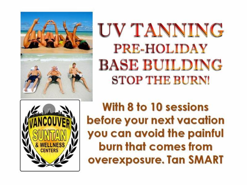 Vancouver Sun Tan & Wellness - Photo 6