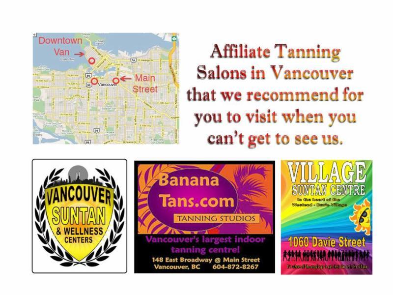 Vancouver Sun Tan & Wellness - Photo 9