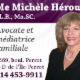 Me Michèle Héroux Avocate & Médiatrice - Lawyers - 514-453-9911