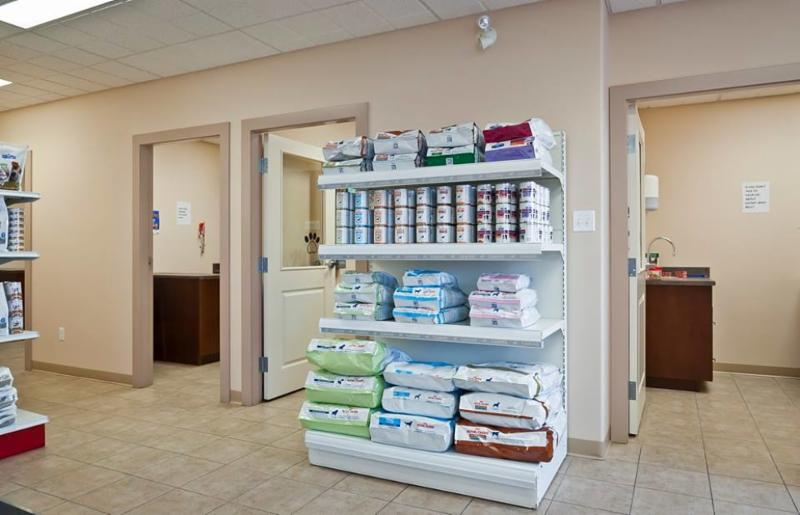 Wide selection of diets (and treats!) to suit every pet's need. - Warman Veterinary Clinic